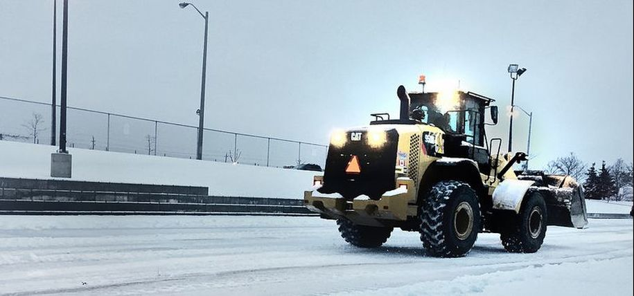 how to hire a snow removal service