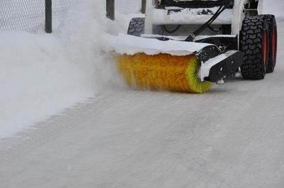 Commercial Snow Removal Boston MA